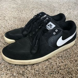 546e0c27d4 Nike · Nike SB Paul Rodriguez 7 canvas leather shoes
